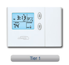 tier 1 thermostat
