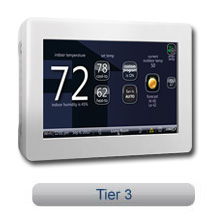 tier 3 thermostat